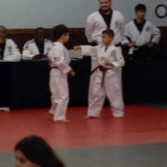 Photo taken at U.S. Tae Kwon Do College by Daisy on 11/8/2014
