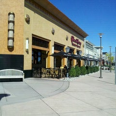 Photo taken at The Cheesecake Factory by Janice P. on 9/23/2012