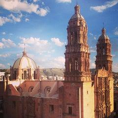 Photo taken at Zacatecas by David S. on 4/6/2013