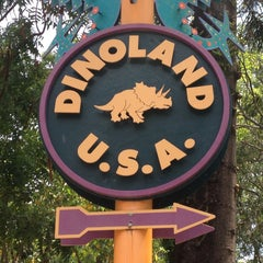 Photo taken at DinoLand U.S.A. by Amanda T. on 5/16/2013