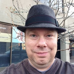 Photo taken at Goorin Bros. Hat Shop - Larimer Square by Paul W. on 12/1/2012