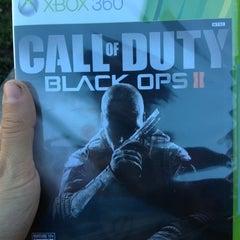 Photo taken at GameStop by Sawyer on 11/24/2012