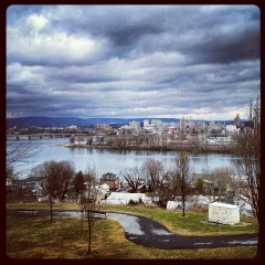 Photo taken at Negley Park by Megan S. on 2/27/2013