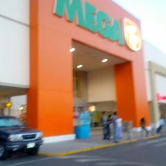 Photo taken at Mega Comercial Mexicana by Marco B. on 4/24/2013