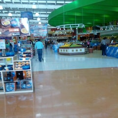 Photo taken at Mega Comercial Mexicana by Marco B. on 4/14/2013