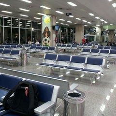 Photo taken at Aeroporto Internacional do Rio de Janeiro / Galeão (GIG) by Hangyun K. on 7/6/2013