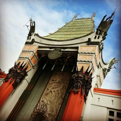 Photo taken at TCL Chinese Theatre by Olavo J. on 1/26/2013