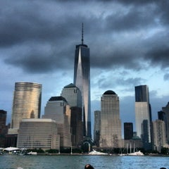 Photo taken at One World Trade Center by xoJohn.com on 8/29/2013