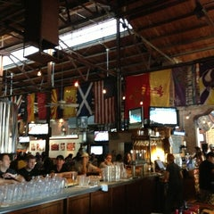 Photo taken at Four Peaks Brewing Company by Peter M. on 1/19/2013