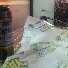 Photo taken at Subway by Elias A. on 12/4/2012