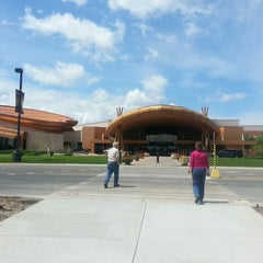 Photo taken at Odawa Casino by Becky K. on 7/21/2013