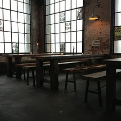 Photo taken at Pilsener Haus & Biergarten by Paul K. on 2/22/2013