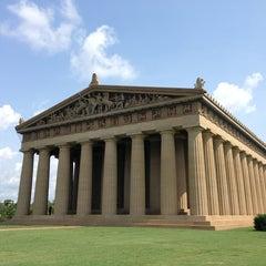 Photo taken at The Parthenon by Alisa J. on 8/22/2013
