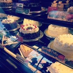 Photo taken at Red Ribbon Bake Shop by Frances A. on 9/14/2014