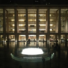 Photo taken at New York City Ballet by Ryan S. on 1/31/2013