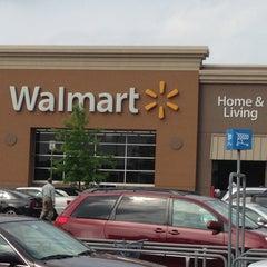 Photo taken at Walmart by Reggie J. on 6/27/2013