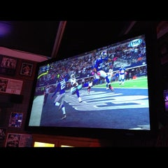 Photo taken at Players Sports Pub & Grill by Nick W. on 10/28/2012