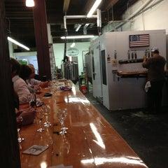 Photo taken at Wingman Brewers by Dan O. on 7/13/2013