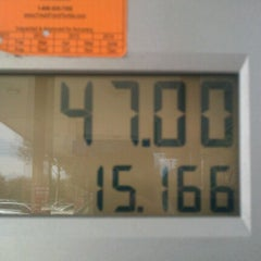 Photo taken at Sam's Club Gas Station by Blondie $. on 12/16/2012