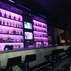 Photo taken at M1 Lounge by Valeria I. on 1/14/2013