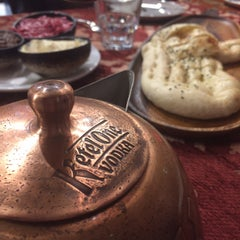 Photo taken at Ahmet's Turkish Restaurant by Jonathan N. on 5/26/2015