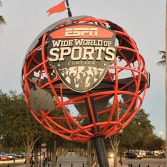 Photo taken at ESPN Wide World of Sports by Edward ⛵ J. on 2/8/2013