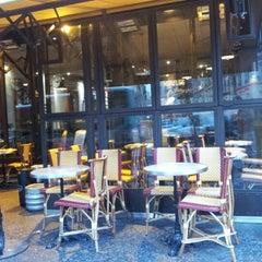 Photo taken at Au Trappiste by Nicolas C S. on 11/30/2012