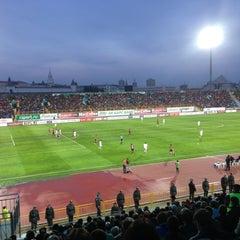 Photo taken at Центральный Стадион / Central Stadium by В. Ю. on 4/28/2013