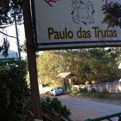 Photo taken at Paulo Das Trutas by Cristiane R. on 9/30/2012