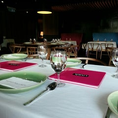 Photo taken at Busaba Thai Restaurant by Tengku R. on 2/23/2013