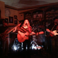 Photo taken at The Old Triangle Irish Alehouse by Chris A. on 12/8/2012