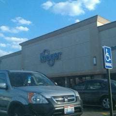 Photo taken at Kroger by Jermaine Y. on 4/12/2012