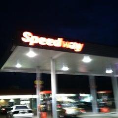 Photo taken at Speedway by Vicki O. on 10/22/2012