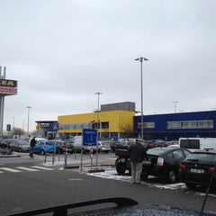 Photo taken at IKEA by Marcel N. on 2/8/2013