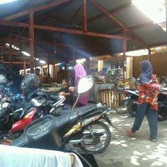Photo taken at Pasar Bantul by Djanu A. on 10/20/2013