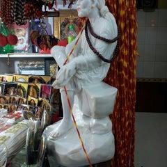 Photo taken at Shirdi Sai Baba Temple (Samadhi Mandir) by Deepali G. on 5/19/2013