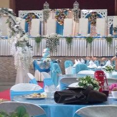 Photo taken at Dewan Jubli Perak by firdaus s. on 3/30/2014