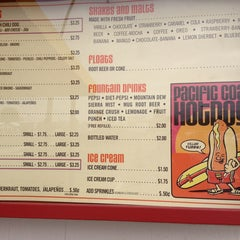 Photo taken at Pacific Coast Hot Dogs (PCH Dogs) by Jessica K. on 1/24/2013