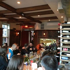 Photo taken at Brooklyn Heights Wine Bar by Dean D. on 4/6/2013