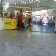 Photo taken at Supermercado Fortaleza Hiper by Brenda E. on 12/22/2012