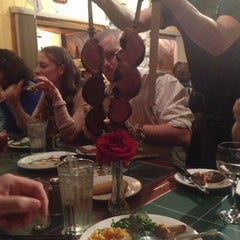 Photo taken at Rio's Brazilian Steak House by Claire on 1/6/2013