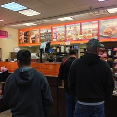 Photo taken at Dunkin Donuts by Chris T. on 12/13/2012