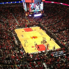 Photo taken at United Center by Jaemelyn on 5/11/2013