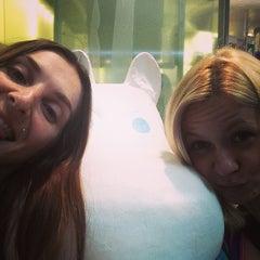 Photo taken at Moomin Shop by Мария Ф. on 8/16/2014