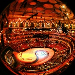 Photo taken at Royal Albert Hall by Jonathan C. on 2/21/2013