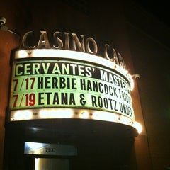 Photo taken at Cervantes Masterpiece Ballroom by Danielle C. on 7/18/2013