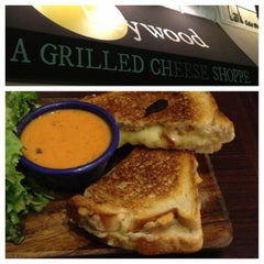 Photo taken at Heywood - A Grilled Cheese Shoppe by Matthew C. on 12/21/2012
