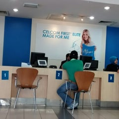 Photo taken at Celcom Centre by West D. on 5/20/2014