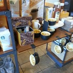 Photo taken at Starbucks by Meli L. on 2/4/2013