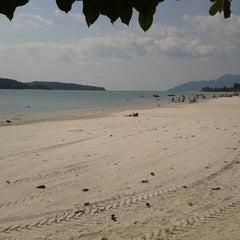 Photo taken at The Cabin Resort Langkawi by Karen L. on 3/4/2013